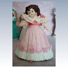 My First Dance by Maud Humphrey – Limited Edition Figurine