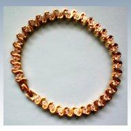 CZ Tennis Bracelet Size 7.5