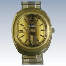 Wittnauer Swiss Movement Stem Wind Men's Watch
