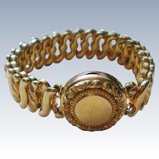 Sweetheart Expansion Locket Bracelet