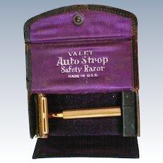 Valet Auto Strop Safety Razor in Original Box