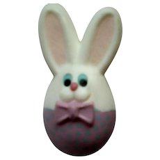 Collectible Hallmark Cards Easter Bunny Pin