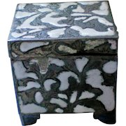 Postage Stamp Box or Caddy