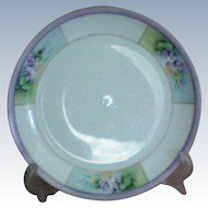 JHR Hutschenreuther Selb Hand Painted Cabinet Plate