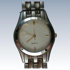 Gentleman's Quartz Wrist Watch