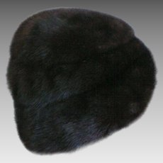 Small Ranch Mink Hat