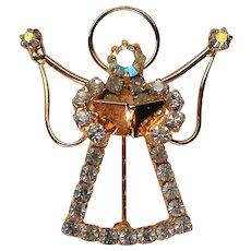 Angel Pin for Christmas Holidays