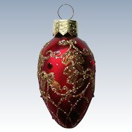 Old World Mercury Class Christmas Tree Ornament