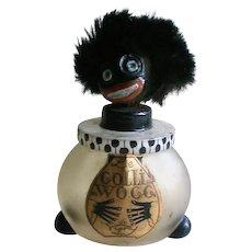 Vintage 1920's Golliwogg Perfume Bottle