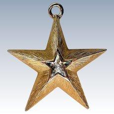 Estee Lauder Star Solid Perfume Pendant