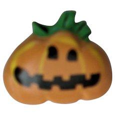 Jack-O-Lantern Pumpkin Pins for Halloween