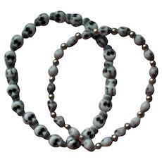 Skull Stretch Bracelets for Halloween