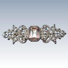 Victorian Style Sash Pin
