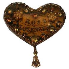 Maximal Art Valentine Heart Brooch