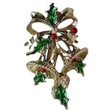 Gerry's Christmas Bells Pin for the Holidays