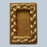 Decorative Miniature Match Box with Matches
