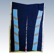Beaded Lakota Sioux Stroud Cloth Leggings 1870
