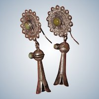Fred Harvey Earrings