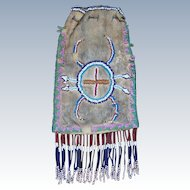 Western Apache Peyote Bag