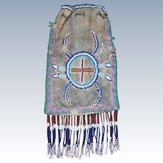 Western Apache Peyote Bag