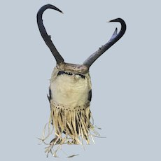 1880's Apache War Hat