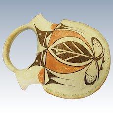 1920's Acoma wedding pot