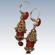 Oaxaca Wedding Earrings
