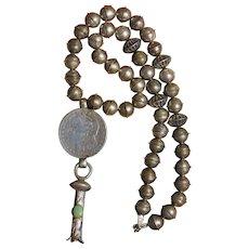 Morgan Dollar Pendant Necklace