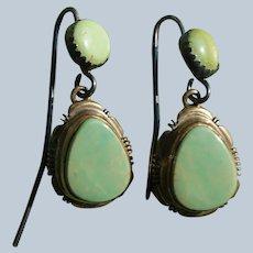 Vintage Navajo Royston Turquoise Earrings