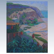 Crystal Cove Painting By Rachel Uchizono