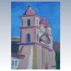 """""""Tucson Church"""" by LPAPA Founder Saim Caglayan"""