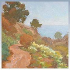 Laguna Beach Plein Air Painting