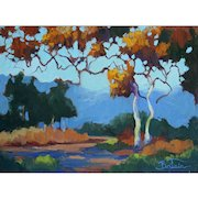 Laguna Canyon Painting By LPAPA Signature Member Cynthia Britain