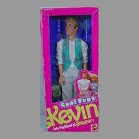 Mattel Cool Tops Kevin, NRFB, 1990 (Skipper's Boyfriend)!