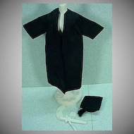 Mattel Barbie Graduation Outfit from 1963, Complete and Mint!