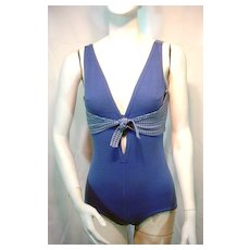 Vintage Rudi Gernreich, One Piece Bathing Suit, Fashion History…