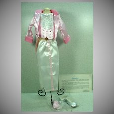 1994 Danbury Mint Shirley Temple Dimples Outfit, Mint