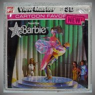 1978 SuperStar Barbie View Master Set, Mint in Package!
