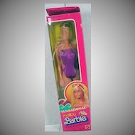 NRFB Mattel Sunsational Malibu Barbie, 1981!