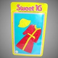 MOC Mattel Barbie Sweet 16 Outfit # 9550, 1976