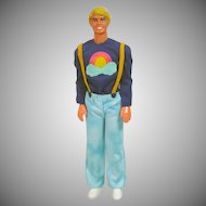 Mattel 1978 Sun Lovin' Malibu Ken in Best Buy Outfit!