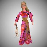 Mattel 1971 Live Action Barbie Doll!