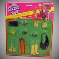 Vintage Mattel Barbie NRFP Shoe and Bag Pack, 1982