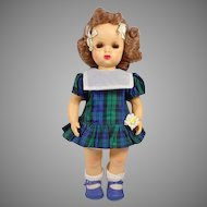 Vintage Tiny Terri Lee Doll, All Original, 1950's