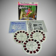 Vintage 1978 View Master SuperStar Barbie Set