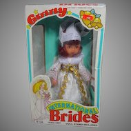 NRFB 1983 Vogue/Lesney French Ginny International Bride