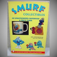 SMURF Collectibles Handbook and Price Guide, 1996