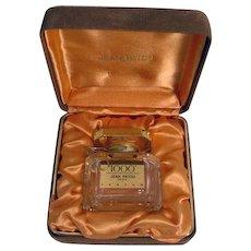Vintage Jean Patou  1000 Perfume Bottle in Original Box, 1980's