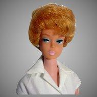 Mattel Honey Blond Bubble Cut Barbie, 1962