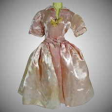 VIntage Madame Alexander Cissy Sheath Dress with Over Skirt, 1950's